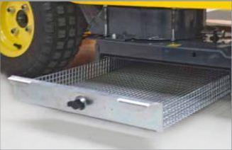 Állítható szűrő, 4-10 mm