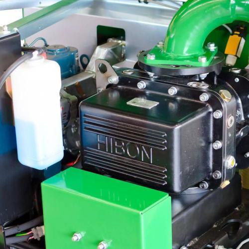 Dízelmotor, és forgattyús fúvó